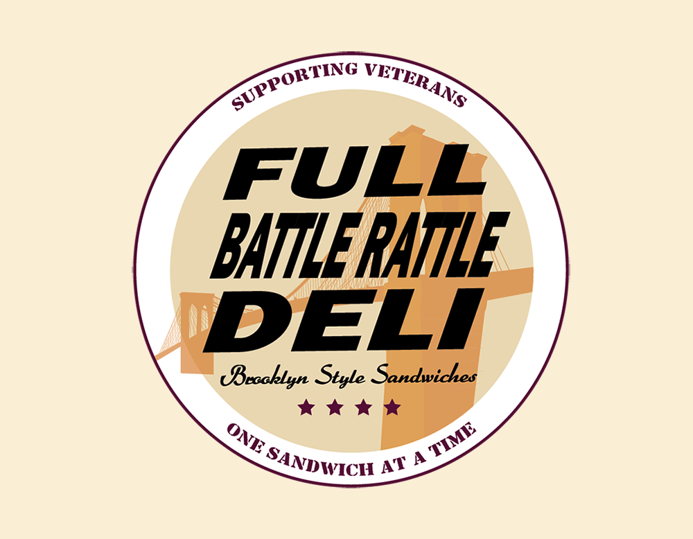Full Battle Rattle Deli logo